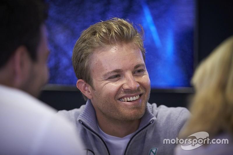 Berger tratta il rinnovo con la Mercedes per Nico Rosberg