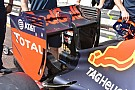 Технический брифинг: пластины заднего крыла Red Bull RB12