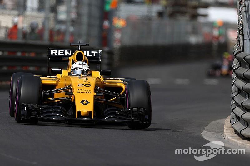 ماغنوسن يكشف بأنّ سيارة رينو باتت أسوأ في موناكو