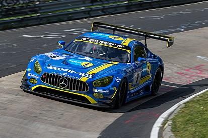 24h Nürburgring: Pole-Position für Mercedes vor BMW