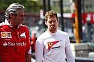 Gefrustreerde Vettel: