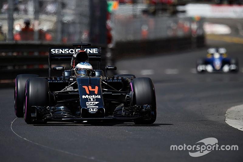 Geen vertrouwen bij Alonso ondanks top-tien kwalificatie