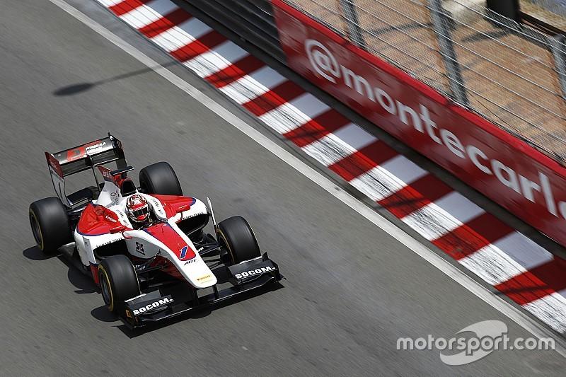 Монако GP2: Нобухару Мацусіта впевнено виграв другу гонку
