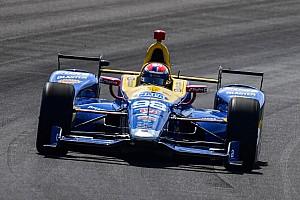 IndyCar Résumé de course Rossi incrédule après sa victoire à l'Indy 500!