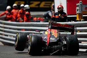 Formule 1 Actualités Red Bull - Verstappen va apprendre de ses crashs