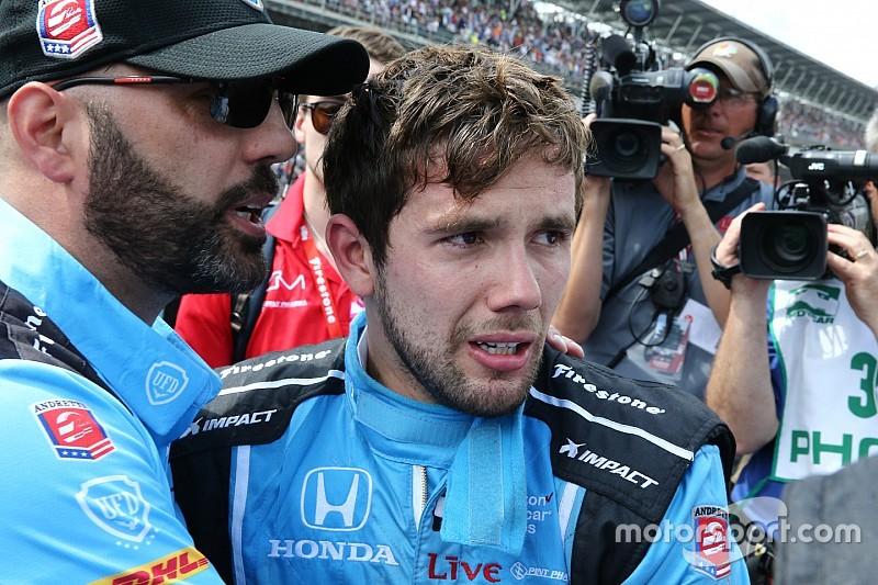 """Andretti: """"Teníamos que apostar a las dos estrategias"""""""