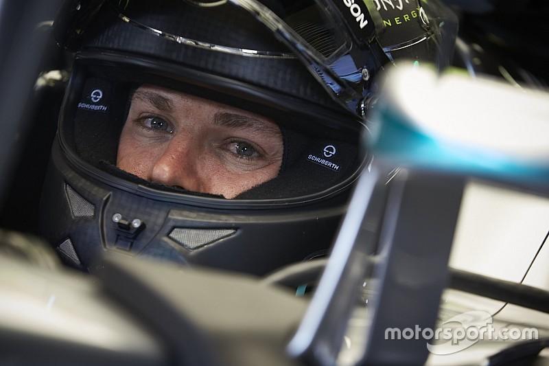 Rosberg is van plan 'nog vele jaren' bij Mercedes te blijven rijden