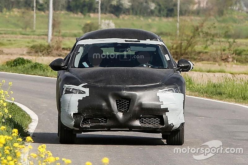 Alfa Romeo wil Porsche voorbij met nieuwe Stelvio SUV