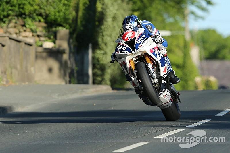 Ian Hutchinson, un lampo al TT