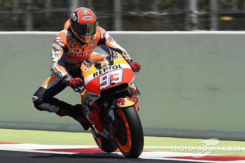 MotoGP: Barcelona-Pole für Marc Marquez auf neuer Streckenführung