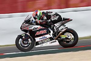 Moto2 Relato da corrida Com pilotos lembrando Salom, Zarco supera Rins na Catalunha