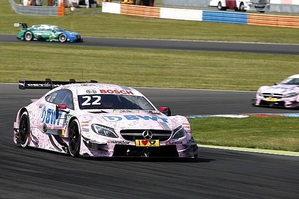 DTM Auer vence em Lausitz; Farfus é retirado da prova por Molina