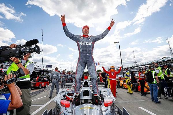 Nach Qualifying-Strafe: Erster IndyCar-Saisonsieg für Will Power