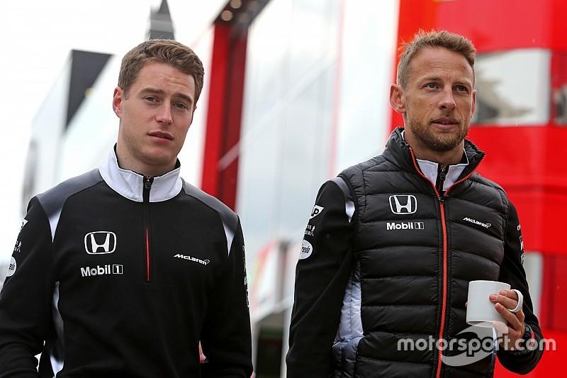 В McLaren пока не думали над составом на 2017 год