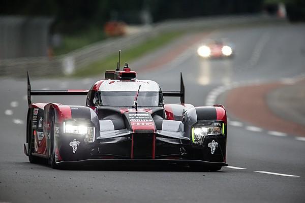 McNish impressionné par le rythme d'Audi à la Journée Test