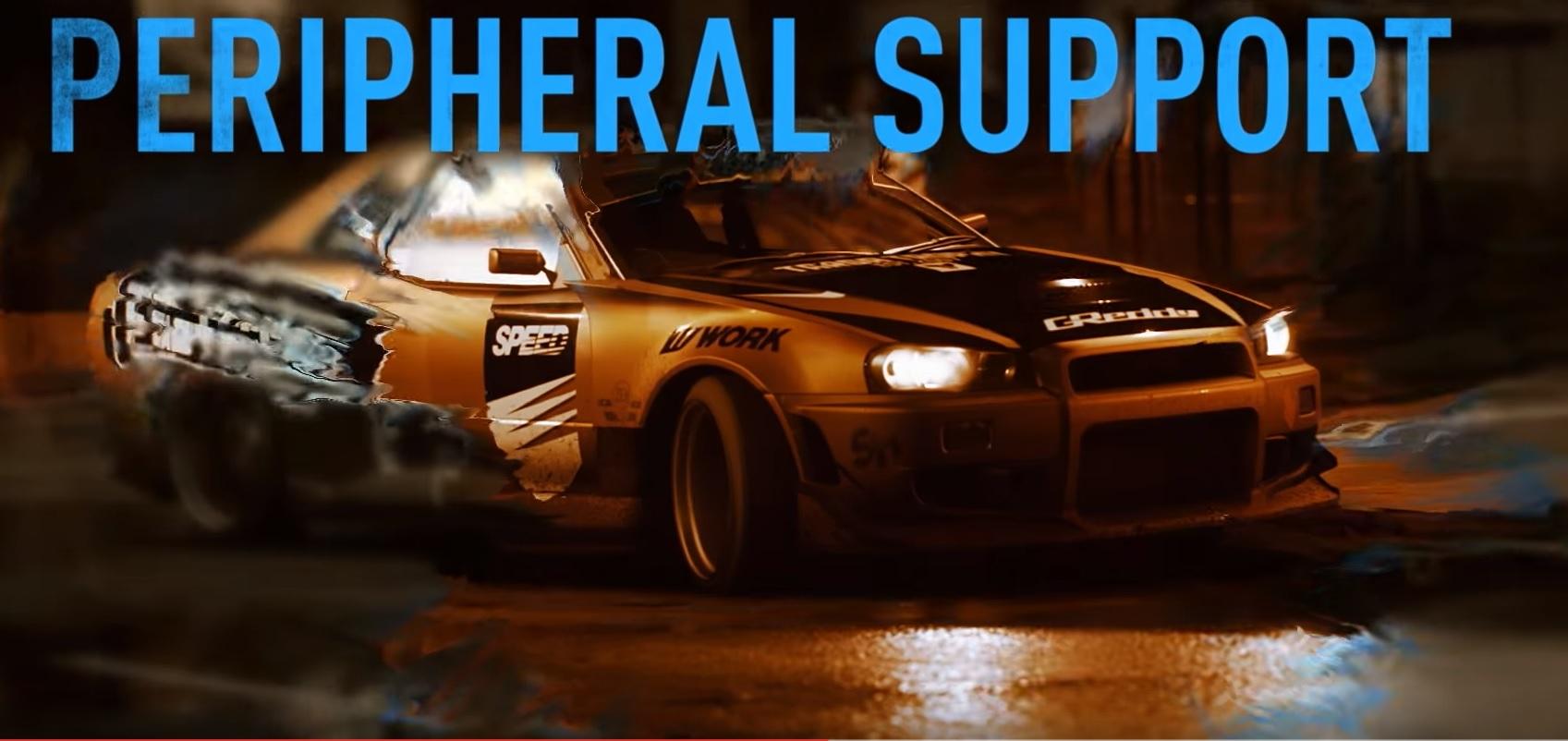 Ilyen kormánnyal játszani az új Need for Speed-et: PC, 60FPS