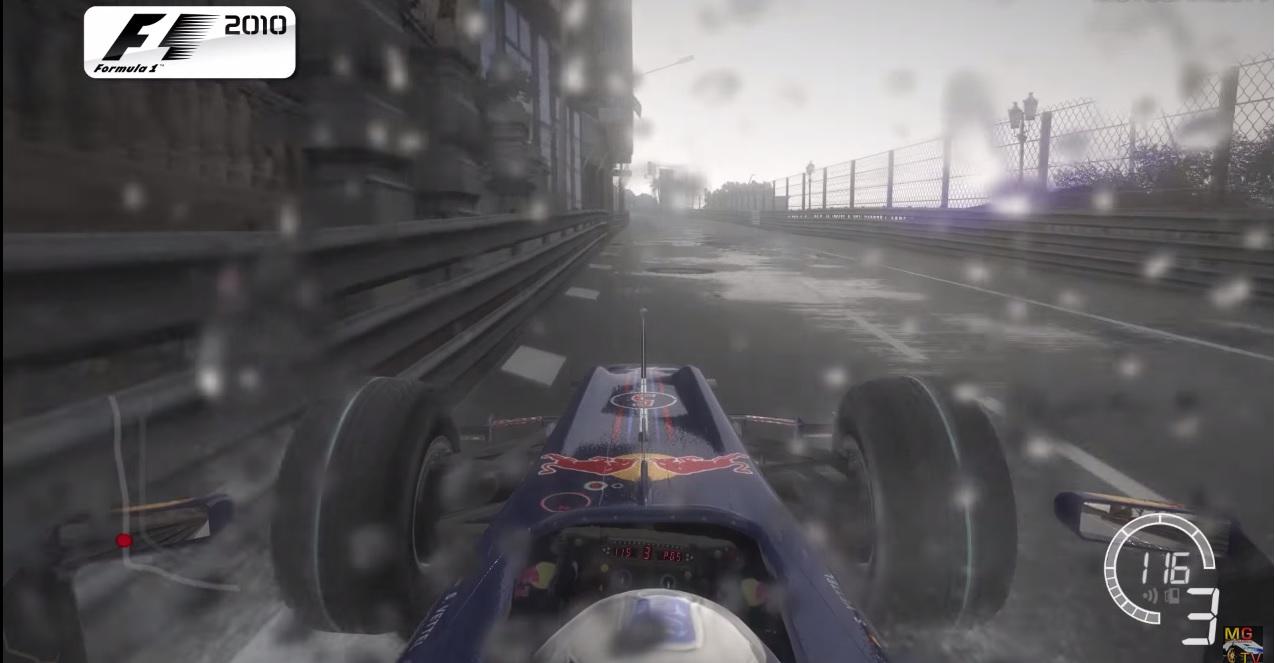 Fejlődés, vagy visszafejlődést láthatunk az új F1-es játékok között?