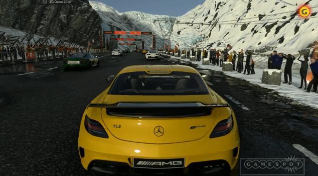 Driveclub: 15 perces gameplay a PS4-es őrületről