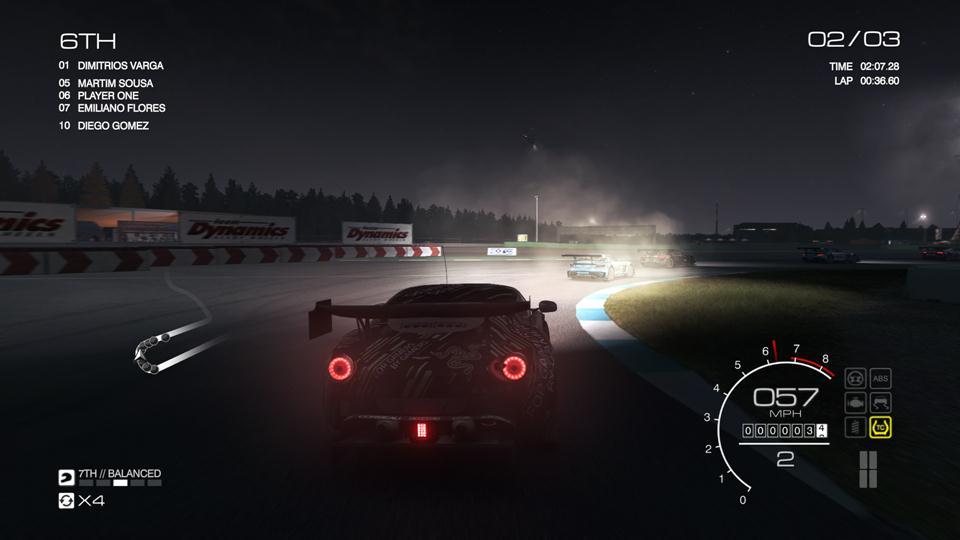 GRID Autosport: Így kell szimulátorozni otthon!