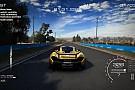 GRID Autosport: McLaren P1 a játékban
