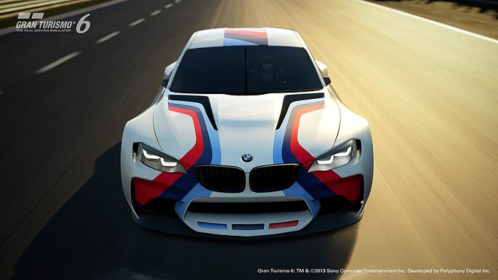 BMW Vision Gran Turismo: Virtuális valóság