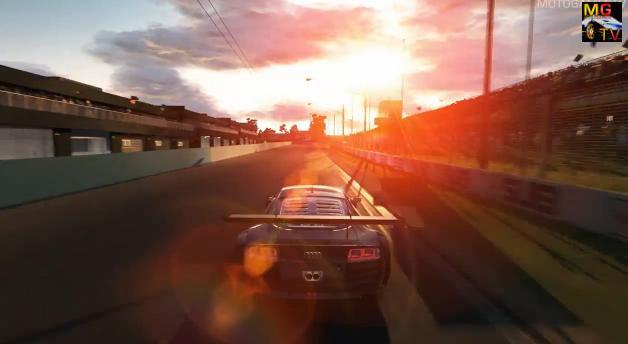 Project CARS: Hidegrázós hangok a játékban – Audi R8 LMS Ultra