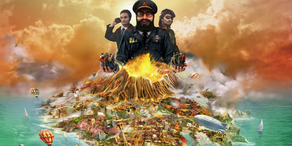 Tropico 5: Új trailer a játékról