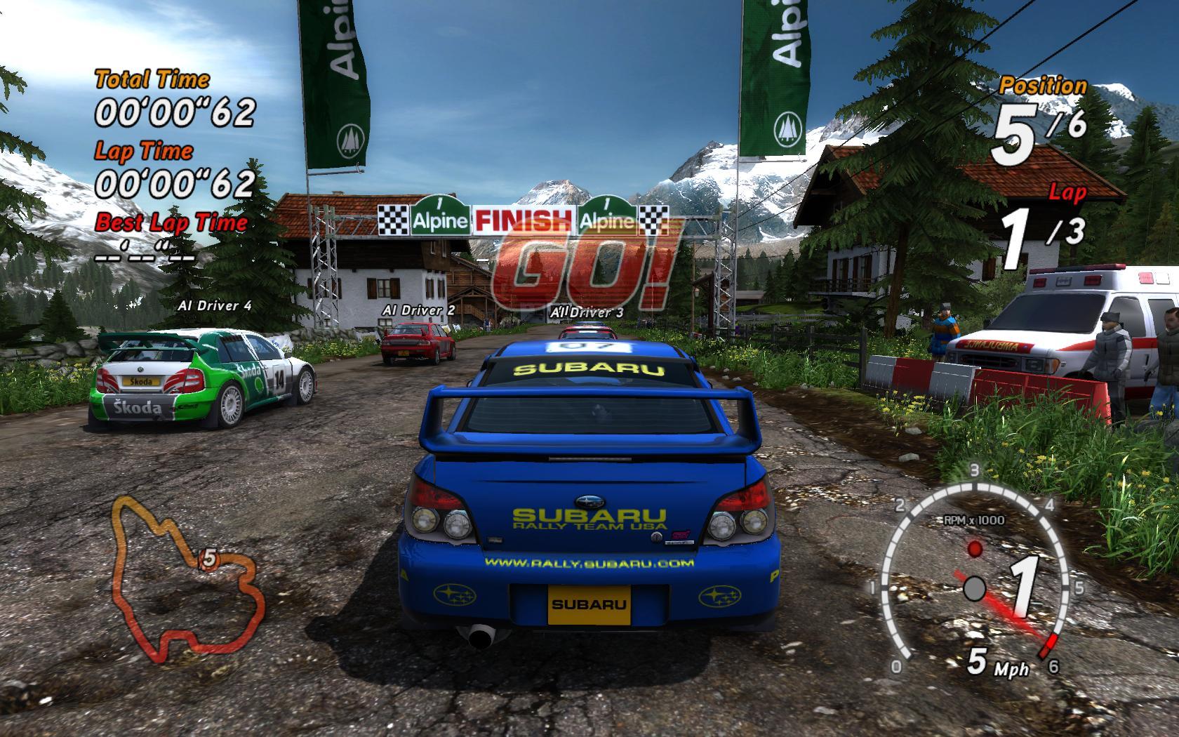 Amikkel mindig is szerettünk játszani, és amiket soha nem felejtünk el: SEGA Rally és társai