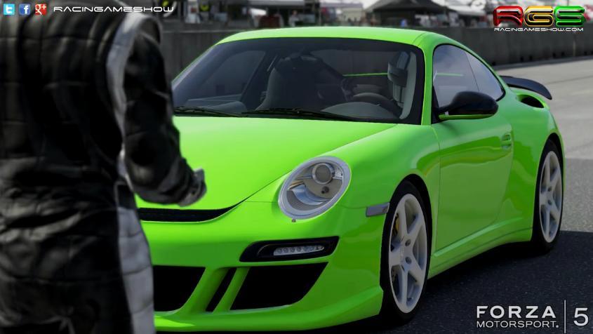 Forza Motorsport 5: Állat hangok és lenyűgöző grafika
