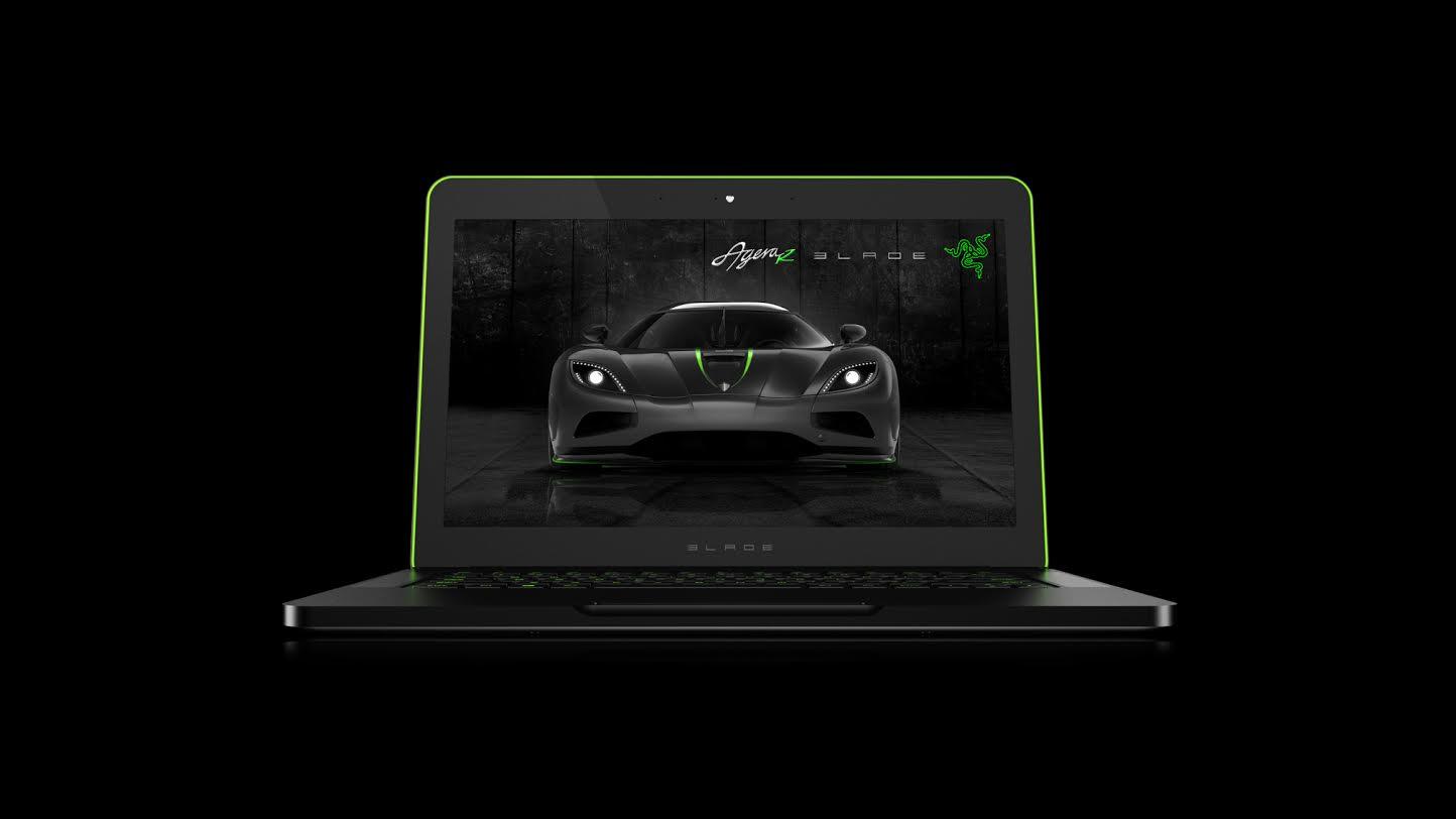 Limitált kiadású gamer laptopon dolgozik együtt az ikonikus szuperautó manufaktúra és a kultikus gamer márka