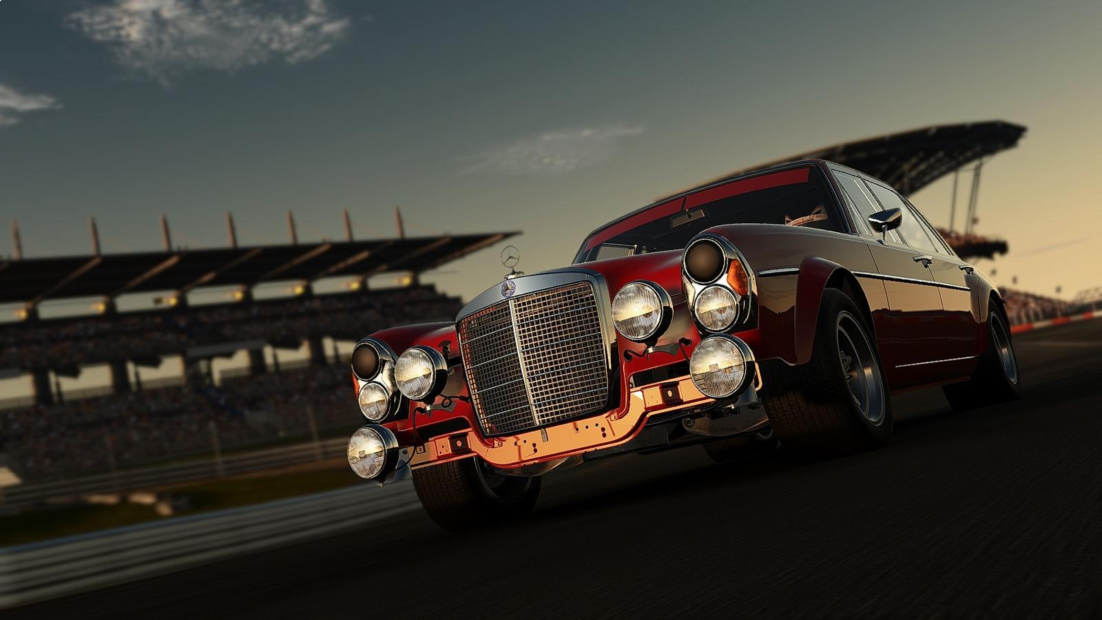 Project CARS: Újabb lélegzetelállító képcsomag érkezett a játékról
