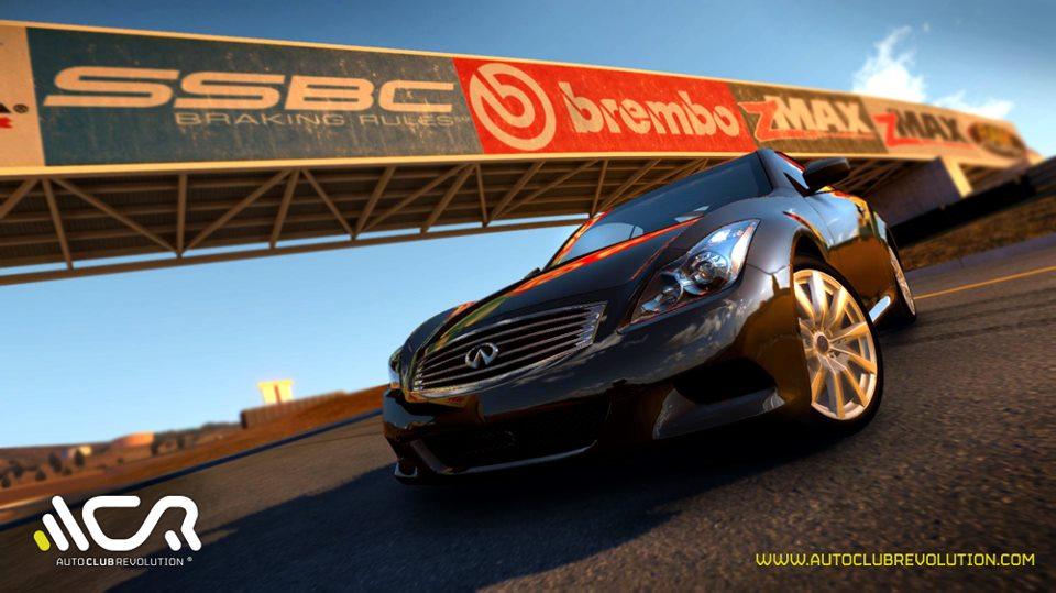 Auto Club Revolution Beta: Infiniti G37S Coupe