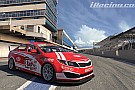 iRacing: Kia Optima GX Racecar