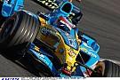 2 agresszív kör Alonsóval Barcelonában: felszántja az aszfaltot a Renault-val