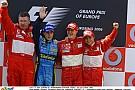 Massa 10 évvel ezelőtt szerezte meg az első dobogóját a Forma-1-ben
