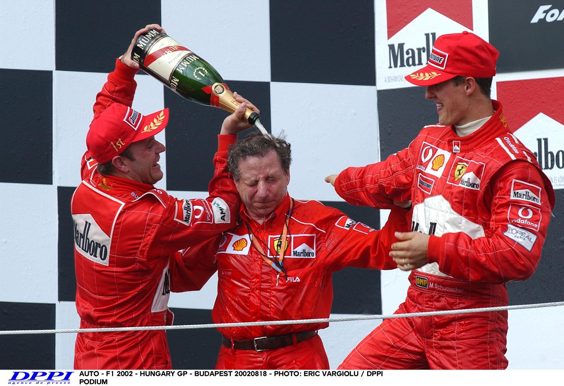 Todt szerint túl erős a Mercedes, így a Ferrarinak nehéz lesz győznie