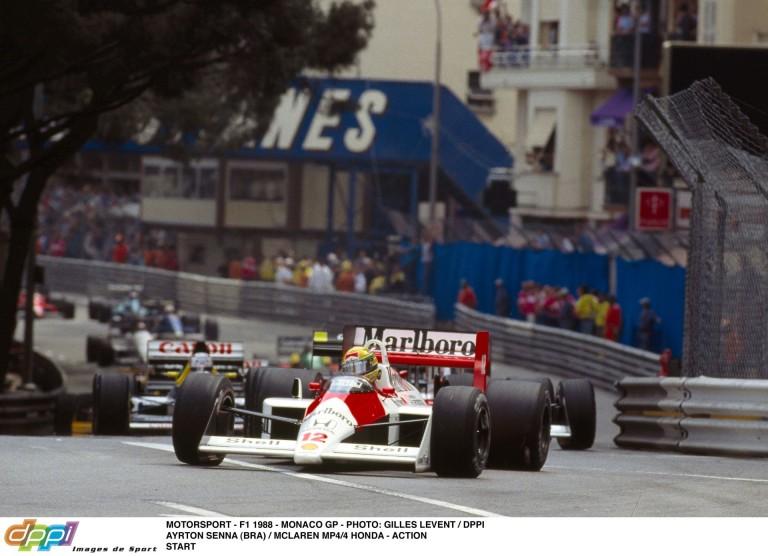 28 éve Senna sokkolta a világot: az a bizonyos pole kör Monacóból