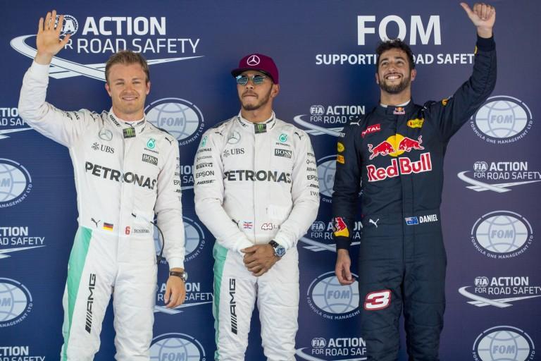 Ennyire örült Ricciardo a harmadik helyének Barcelonában: csapatrádió