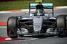 Rosberg: a teszt a legjobb módja, hogy túljussunk a történteken, de nem értem a főnököm...