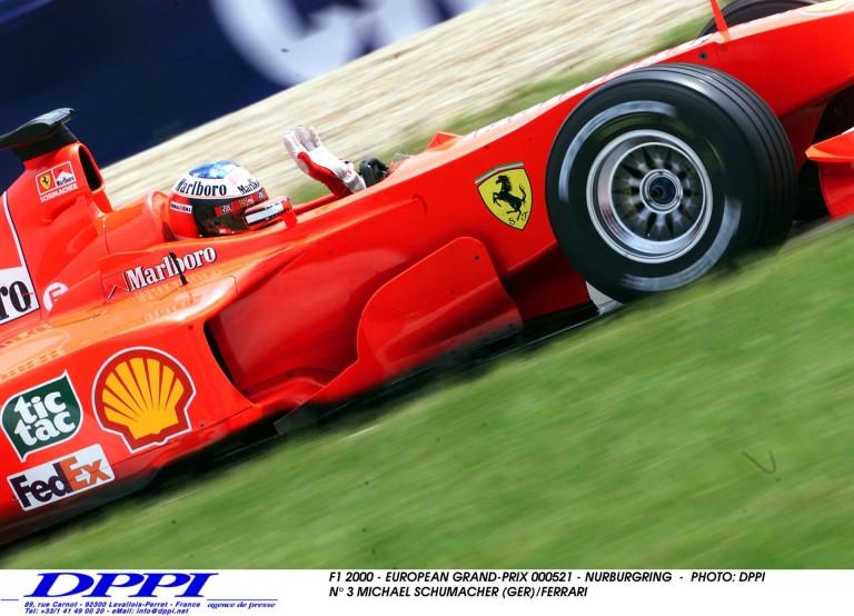 Schumacher 39. győzelme a Forma-1-ben