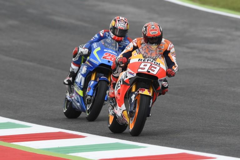MotoGP: Marqueznek nem tetszett Rossi és Vinales összjátéka az időmérőn