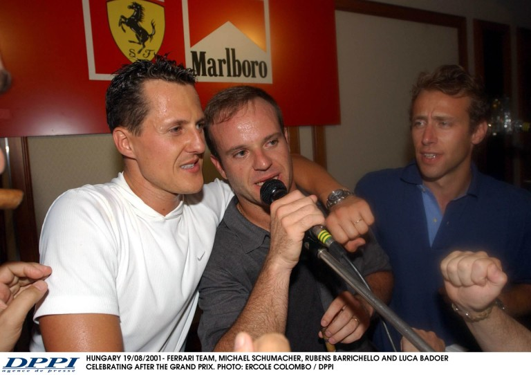Ma 44 éves Rubens Barrichello