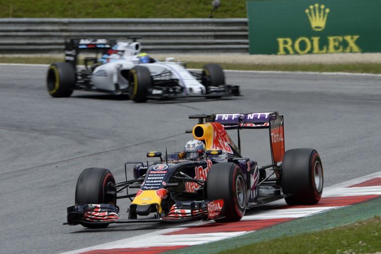 """Massa szerint a Williams legyőzheti a Red Bullt, és ő is """"élvezte"""" a Mercedes kiesését"""
