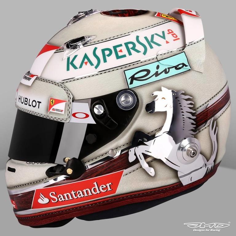 Az FIA lazított a szabályokon a Monacói GP kedvéért – Vettel egyedi sisakja megérkezett