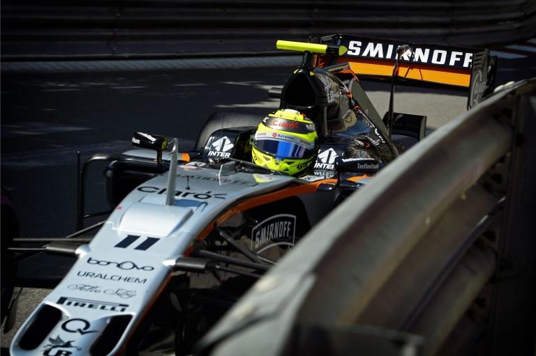 Pérez ismét bizonyította, hogy remek versenyző: újabb üzenet a McLarennek