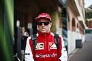 Räikkönen hozta a formáját: nem nagyon akart beszélgetni a monacói rajt előtt...