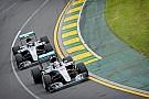 Hamilton és Rosberg is tudja, brutális gyors a Mercedes Bahreinben