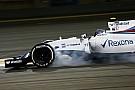 Teljesen vezethetetlenné vált a Williams az új első szárnnyal