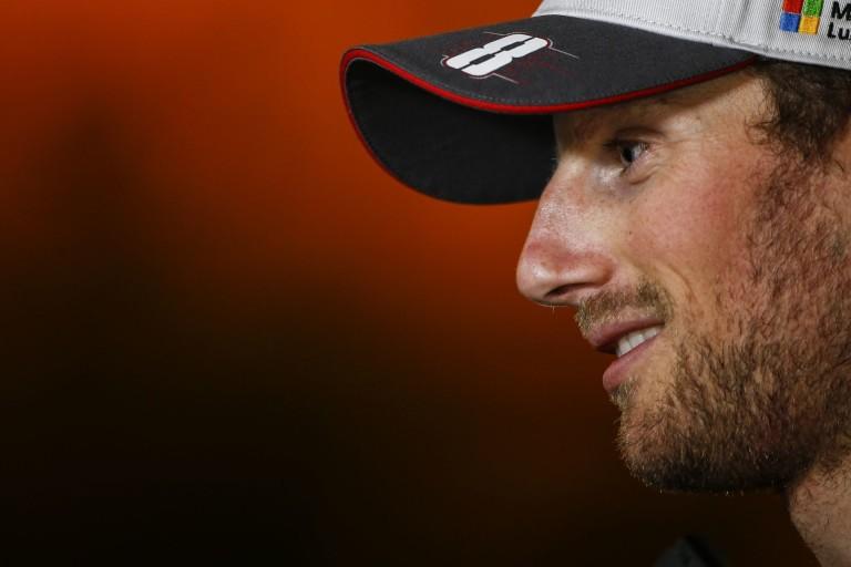 Grosjean újabb érzelmes rádióüzenete a Haas színeiben
