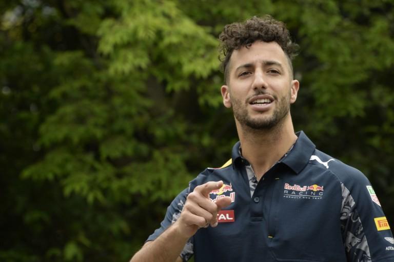 Ricciardo figyelmeztet: a TOP 5-be egyre nehezebb lesz bekerülni!